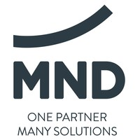 MND ONE PARTNER MANY SOLUTIONS (PRNewsfoto/MND)