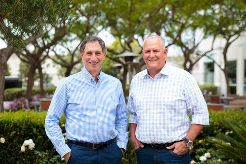 Viasat executives: Mark Dankberg, executive chairman and Rick Baldridge, president & CEO