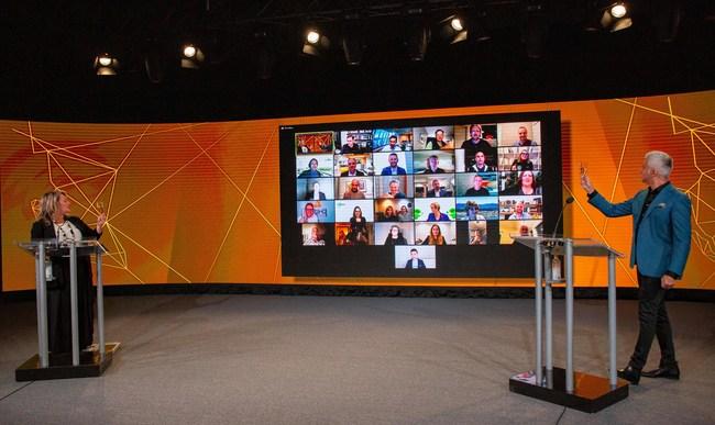 BC Tech celebrates this year's 2020 TIAs winners (CNW Group/BC Tech Association)