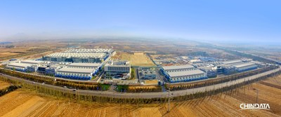 Amazing discovery of next-generation hyperscale data centers by Chindata Group