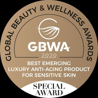 GBWA Special Award logo for winners