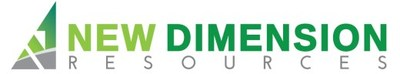 New Dimension Resources Ltd Logo (CNW Group/New Dimension Resources Ltd.)