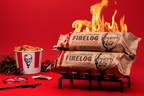 KFC's 11 Herbs And Spices Firelog is Coming to Canada
