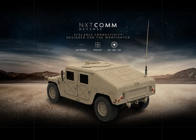 NXTCOMM's low-profile electronically steerable flat panel antenna will provide warfighters the ability to track and switch amongst multiple satellites in LEO and other orbits – and deliver secure, resilient communications on the move.