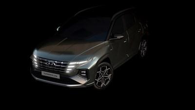 现代汽车展示了图森N线预告片,并在2022年之前保持积极的N品牌扩张(PRNewsfoto / Hyundai Motor America)