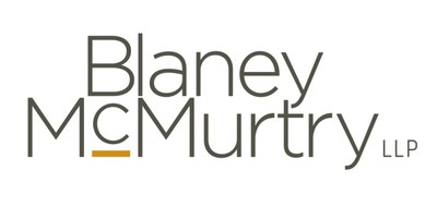 Blaney McMurtry LLP Logo (CNW Group/Blaney McMurtry LLP)