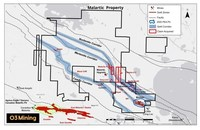 O3 Mining Consolidates Malartic Property with Purchase of Remaining 50% Northern Star Claims
