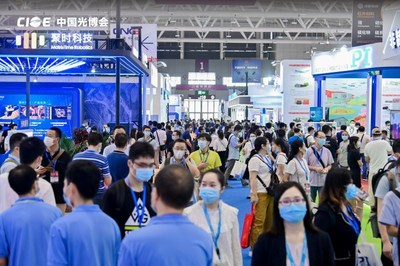 China International Optoelectronic Exposition - CIOE 2020