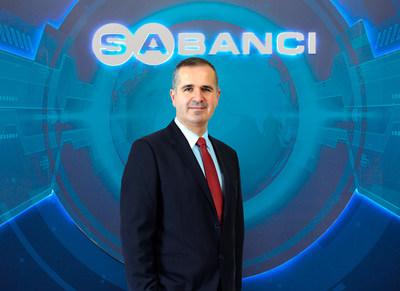 Cenk Alper, Sabancı Holding's CEO