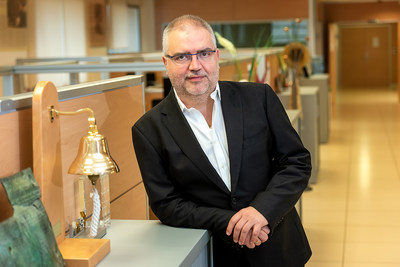 Sisco Sapena, CEO of Lleida.net (PRNewsfoto/Lleida.net)