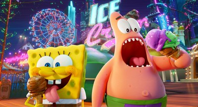 """iQIYI Premieres """"The SpongeBob Movie: Sponge on the Run"""" via PVOD in its Ultimate Online Cinema Section"""