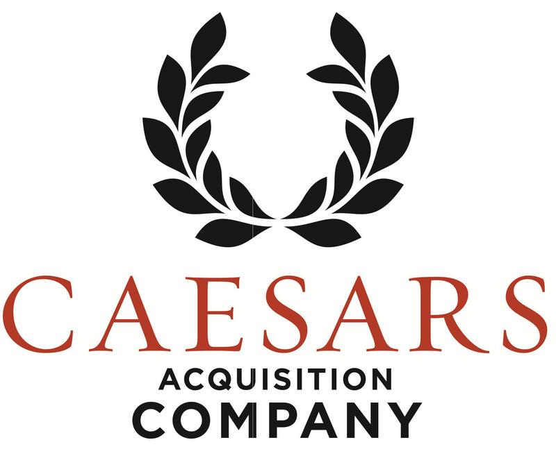 Caesars Acquisition Company Logo. (PRNewsFoto/Caesars Entertainment)