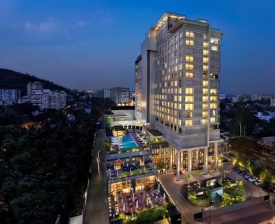 The JW Marriott Pune Facade