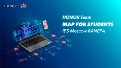 KARTA: Map for Students from Russia was crowned as the HONOR Wildcard