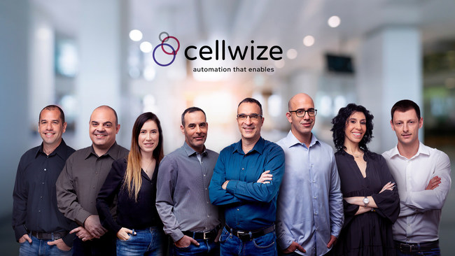 Cellwize Secures $32M Series B Financing Led by Intel Capital and Qualcomm Ventures