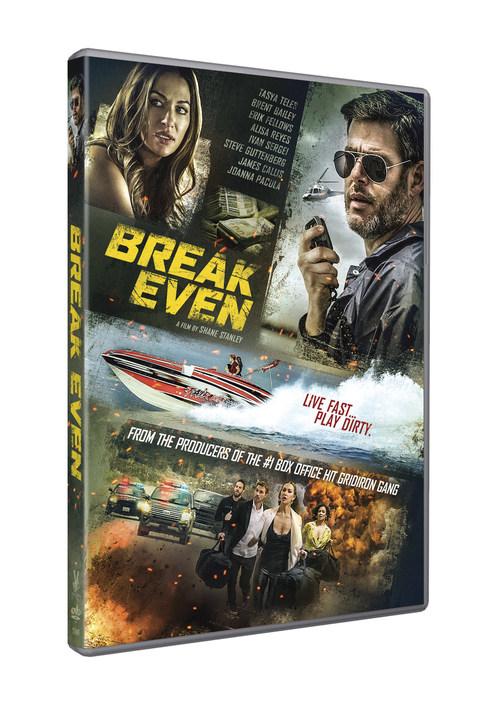 Action Adventure Movie Break Even