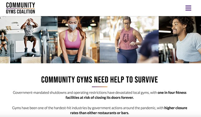 Community Gyms Coalition