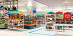 这是父母的操场!哈德森的湾营造出婴儿展厅,在多伦多开设汉语玩具流行音乐,并推出令人兴奋的新儿童品牌