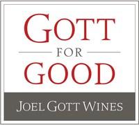 Joel Gott Wines' Gott for Good logo