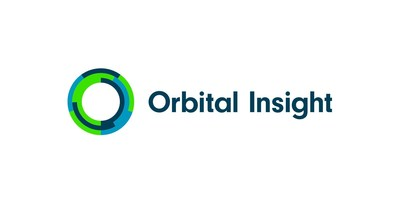 Orbital Insight logo (PRNewsfoto/Orbital Insight)