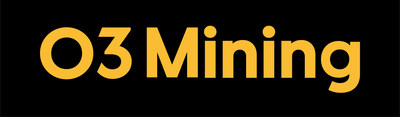 O3 Mining Inc. logo (CNW Group/O3 Mining Inc.)