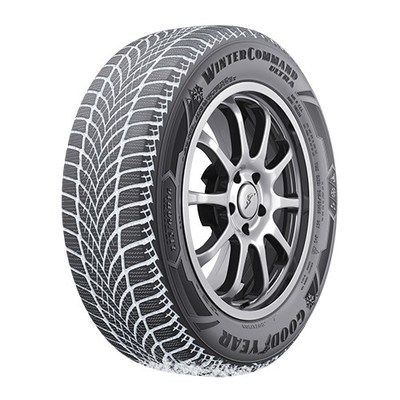 Goodyear's best-performing winter tire yet, WinterCommand Ultra, is now available for purchase in the U.S. and Canada. WinterCommand Ultra demonstrates exceptional performance on ice and snow and earned No.1 rankings among leading competitors in wet handling, wet cornering grip, deep water curved hydroplaning and ride comfort.