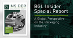 BGL Insider Special Report Provides a Global Perspective on the Packaging Industry