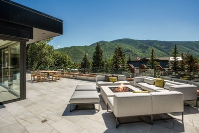 The significant sale of a downtown development, known as the Dancing Bear in Aspen, Colorado, was achieved by Andrew Ernemann of Aspen Snowmass Sotheby's International Realty for $18M USD in two weeks, thanks to the brand's use of virtual technology.