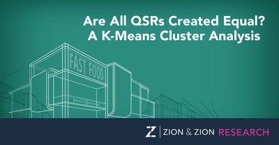 Zion & Zion Research Study - Are All QSRs Created Equal? A K-Means Cluster Analysis