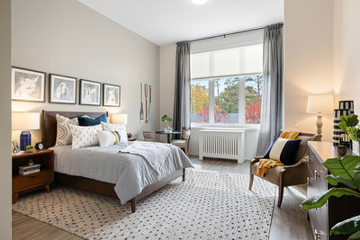 The Anthology of Mayfield Heights community introduces an incredible new design approach, with high end finishes and modern lifestyle solutions adapted as a result of significant research.