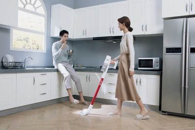 Empowered by Edge-cutting Aerospace Technology, Housekeeping Is Easier Than Ever with TROUVER's Solo10 Stick Vacuums