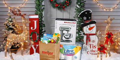 Meijer offers solutions for a safer and more convenient holiday shopping experience.