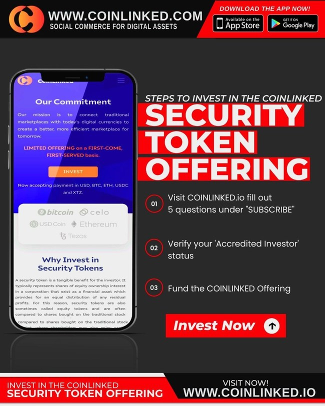 Invest in the the First Regulated Security Token Issuer Listing on Australia's New U.S. FUNDSITION Platform