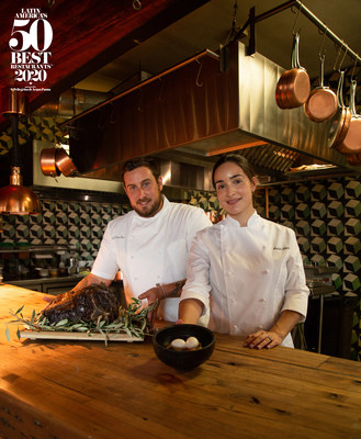 Latin America's 50 Best Restaurants Announces Fauna as the 2020 Winner of the Miele One To Watch Award
