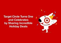 Target Circle Celebrates One-Year Anniversary, Unlocks Holiday Deals for Nearly 80 Million Members