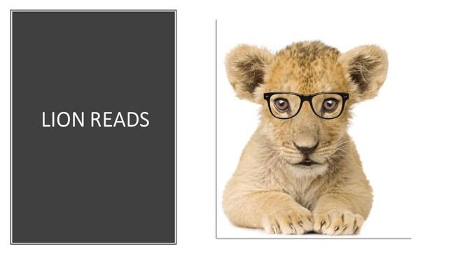 LION READS
