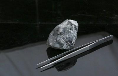 Lucara Diamond Corp. - 998 carat (CNW Group/Lucara Diamond Corp.)