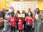 Hogansville Elementary School wins Danimals and NFL PLAY 60 Virtual Recess Takeover Contest