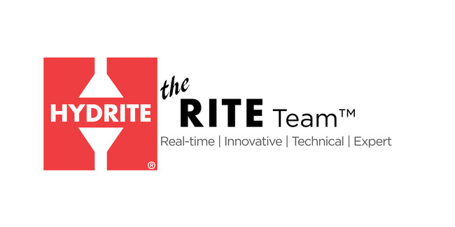 Hydrite Chemical Co. announces the RITE Team™ to enhance technical support and introduce innovative solutions that help address critical issues in the Food industry.