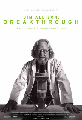 Jim Allison: Breakthrough Film Poster