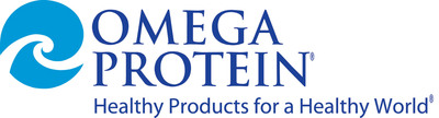 Omega Protein Corporation Logo. (PRNewsFoto/Omega Protein Corporation)