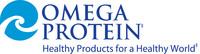 Omega Protein Corporation Logo. (PRNewsFoto/Omega Protein Corporation)