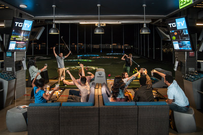 Topgolf Oberhausen will feature 102 outdoor hitting bays for unforgettable shared experiences.