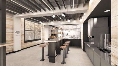 Chipotle has introduced its first-ever digital-only restaurant called the Chipotle Digital Kitchen. The new restaurant is located just outside the gates to the military academy in Highland Falls, NY and will open on Saturday, November 14 for pick-up and delivery only.