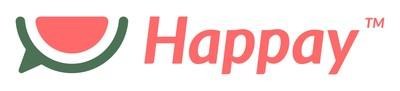 Happay Logo. (PRNewsfoto/Happay)