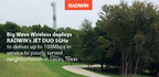 Big Wave Wireless deploys RADWIN's JET DUO to deliver 100Mbps...