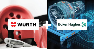 Würth and Baker Hughes Announce Joint Service Offering to Expand Additive Manufacturing Solutions for Customers
