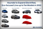 Hyundai to Expand Electrified, Eco-focused Line-up to Ten Models in 2022