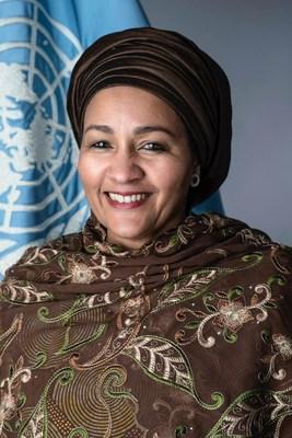 Ms Amina J. Mohammed, Deputy Secretary-General of the United Nations.