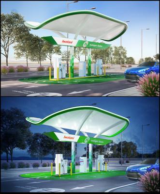 美国岩谷公司与丰田公司合作,向南加州带来七个新的加氢站